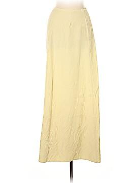 Banana Republic Silk Skirt Size M