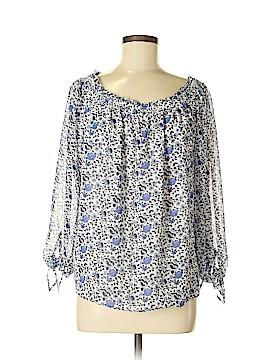 Kensie 3/4 Sleeve Blouse Size M