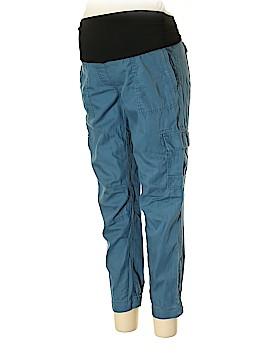 Ann Taylor LOFT Maternity Cargo Pants Size 10 (Maternity)
