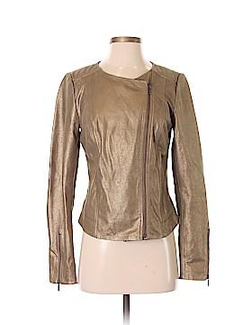 Trouve Leather Jacket Size S