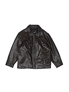 Gap Kids Leather Jacket Size S (Kids)