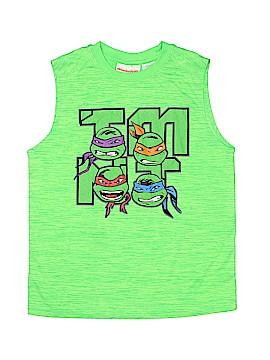 Nickelodeon Sleeveless T-Shirt Size 10 - 12