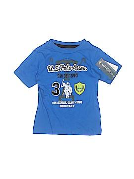 U.S. Polo Assn. Short Sleeve T-Shirt Size 24 mo
