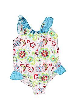 Pink Platinum One Piece Swimsuit Size 4T