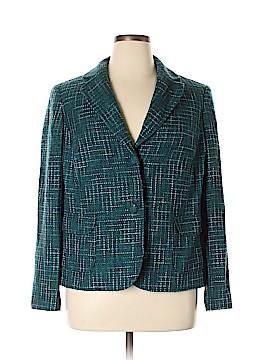 August Max Woman Blazer Size 14