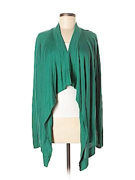 Kenneth Cole New York Silk Cardigan Size XL