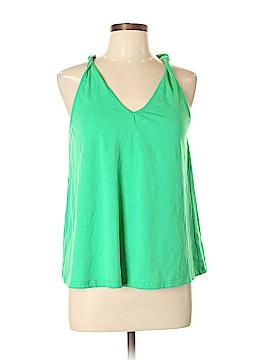 Jade Sleeveless Top Size L
