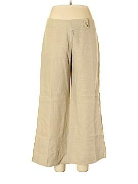 MICHAEL Michael Kors Linen Pants Size 12 (Petite)
