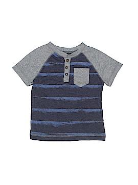 Arizona Jean Company Short Sleeve Henley Size 3T