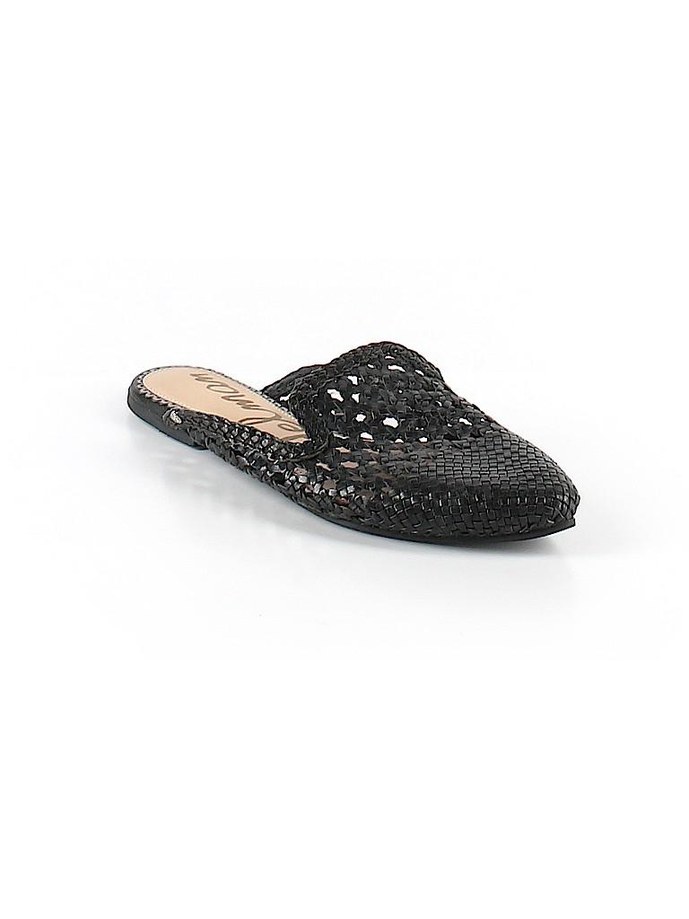 6be56875a320 Sam Edelman Solid Black Mule Clog Size 5 1 2 - 61% off