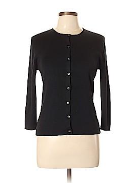 Ann Taylor LOFT Silk Cardigan Size L