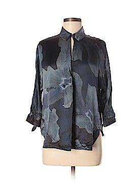 Armani Collezioni 3/4 Sleeve Blouse Size 2