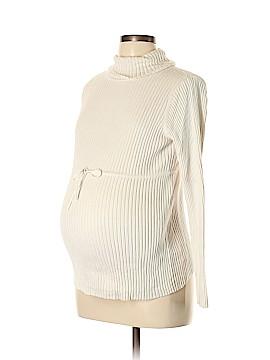 Duo Maternity Long Sleeve Turtleneck Size L (Maternity)