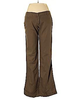 Abercrombie & Fitch Linen Pants Size 6