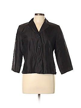 Harris/Wallace Silk Blazer Size 12