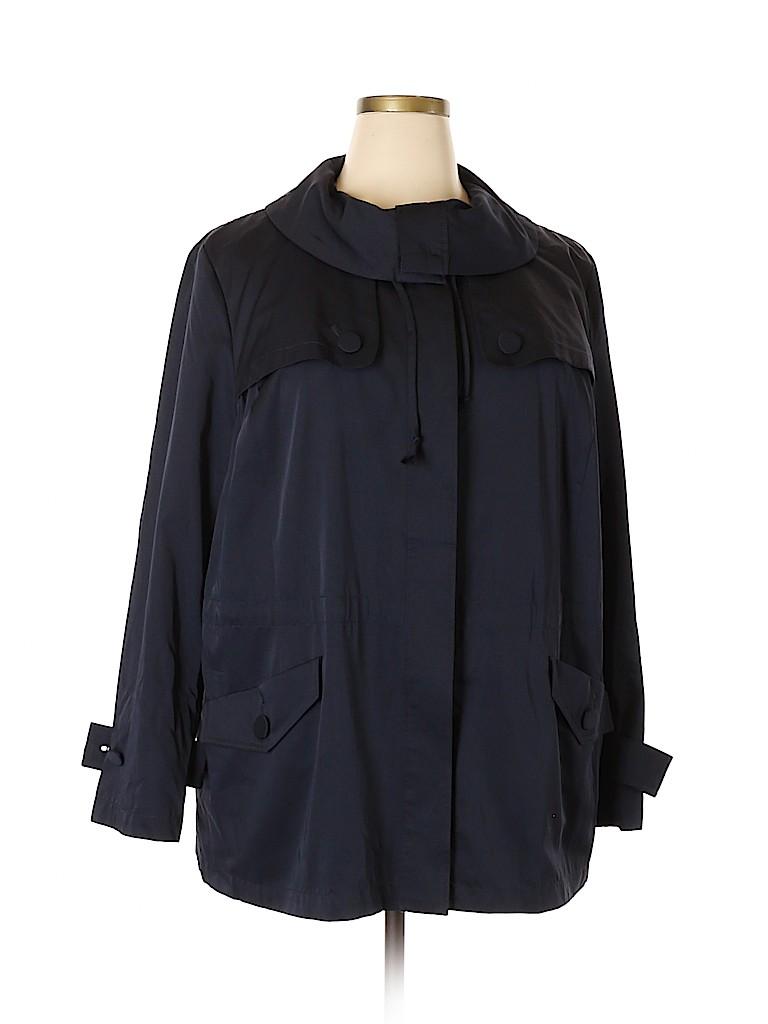 Talbots Women Jacket Size 2X (Plus)