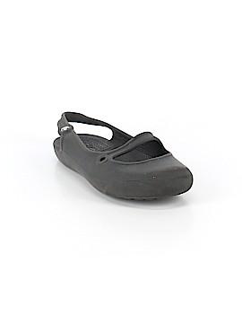 Crocs Flats Size 2 - 4 Youth