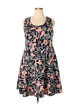 Karen Kane Cocktail Dress Size 2X (Plus)