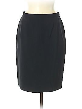 Emanuel by Emanuel Ungaro Wool Skirt Size 8