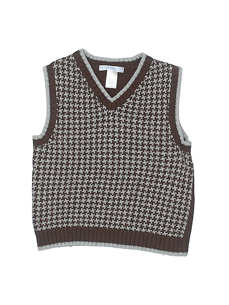 Janie and Jack Boys Sweater Vest Size 2T