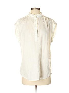 J. Crew Short Sleeve Button-Down Shirt Size M (Tall)