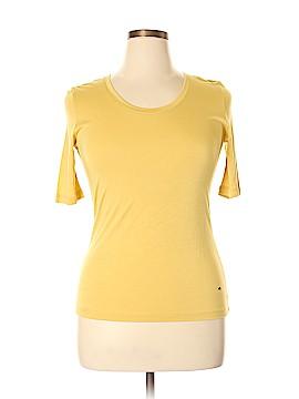 Les Copains Short Sleeve T-Shirt Size 46 (EU)