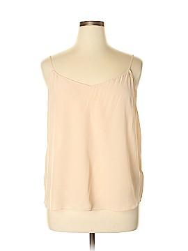 Boden Sleeveless Silk Top Size 16