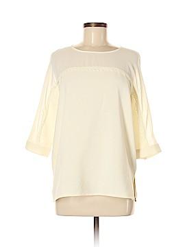 Harve Benard 3/4 Sleeve Blouse Size M