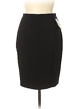Escada Elements Wool Skirt Size 44 (EU)