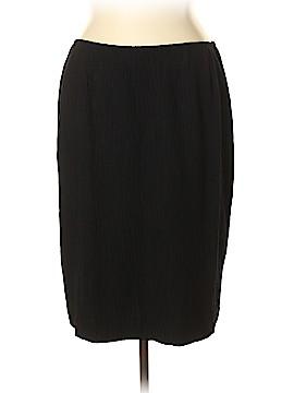 Emanuel by Emanuel Ungaro Wool Skirt Size 16