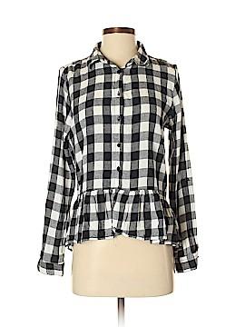 Japna Long Sleeve Blouse Size L