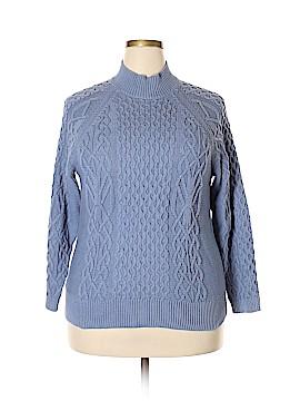 Preswick & Moore Pullover Sweater Size 2X (Plus)