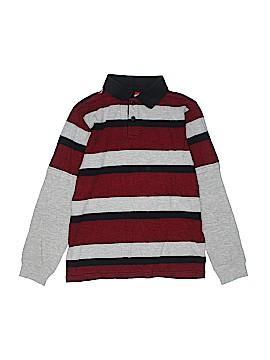 Wrangler Jeans Co Long Sleeve Polo Size 10 - 12