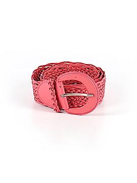 New York & Company Leather Belt Size XL