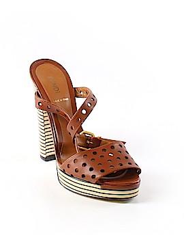 Fendi Heels Size 38.5 (EU)