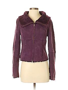 W by Worth Leather Jacket Size 2