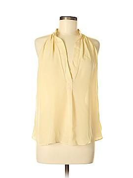 Nili Lotan Sleeveless Silk Top Size M