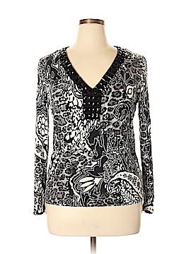 Lynn Ritchie Long Sleeve Top Size XL