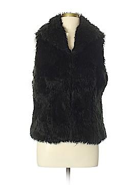 L'affaire Faux Fur Vest Size L