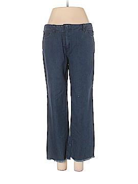Parallel Jeans Size 10