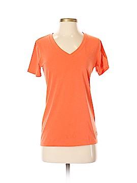 Gap Fit Short Sleeve Blouse Size S