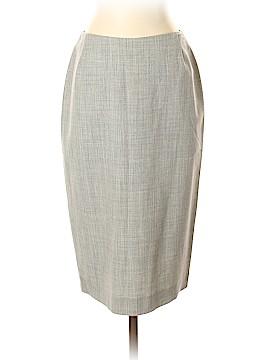 Donna Karan Signature Wool Skirt Size 2