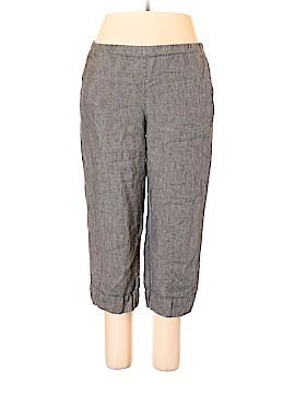J.jill Linen Pants Size L (Petite)