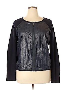 Elie Tahari Wool Cardigan Size XL