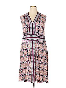 London Style Casual Dress Size 24W (Plus)