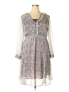 Monsoon Casual Dress Size 50 (EU) (Plus)