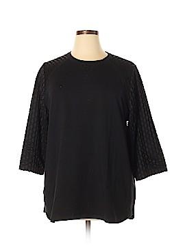 D&Co. Long Sleeve Top Size XL