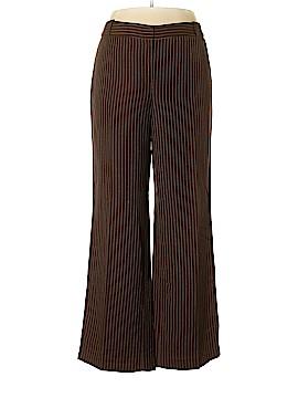 Ann Taylor Factory Linen Pants Size 14