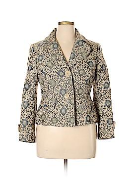 Ann Taylor LOFT Wool Blazer Size 14 (Petite)