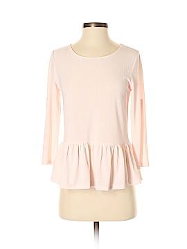 Apt. 9 3/4 Sleeve Blouse Size XS (Petite)
